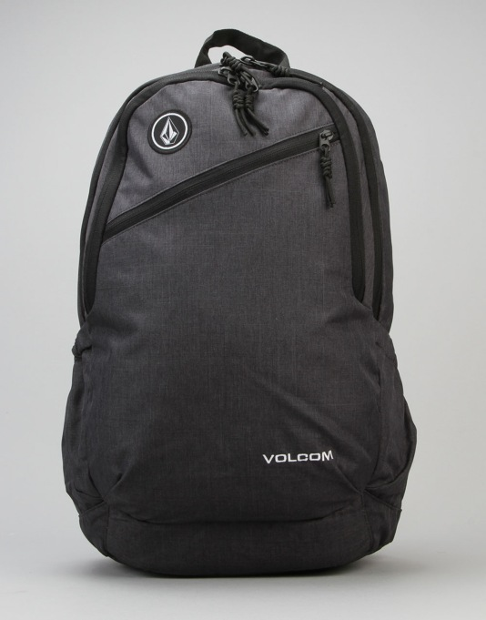 Volcom Substrate Backpack - Heathered Black