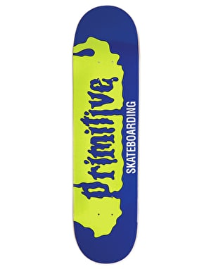 Primitive Skateboarding Bumps Team Deck - 8
