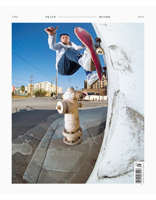 The Skateboard Mag Issue 146 May 2016