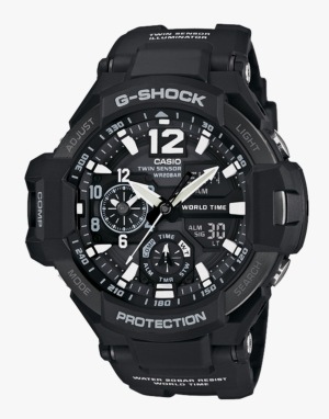 G-Shock GA-1100-1AER Watch - Black