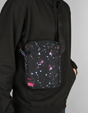 Mi-Pac Cosmos Flight Cross Body Bag - Black
