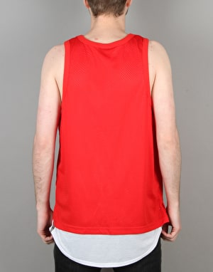 LRG Rockwell Tank Top - Red