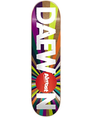 Almost Daewon Colour Wheel Pro Deck - 8.125
