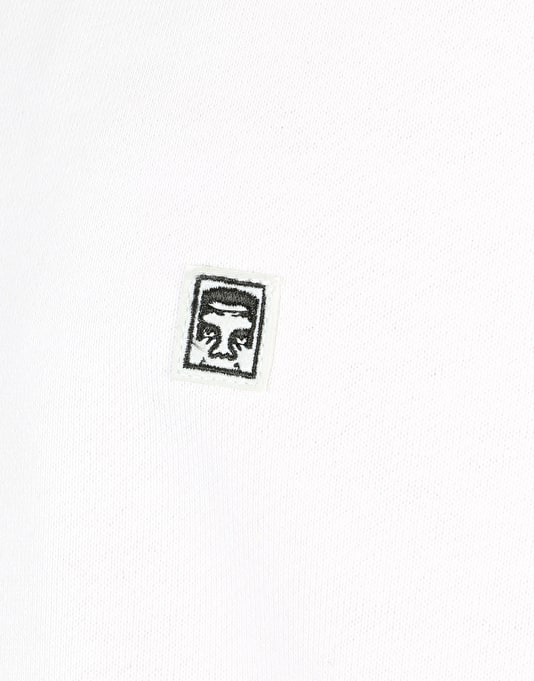 Obey Eighty Nine Icon Crew - White