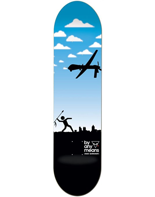 Alien Workshop Any Means Drone Team Deck - 8.125""