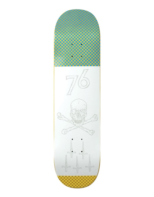 Quasi Skully [One] Team Deck - 8.25""