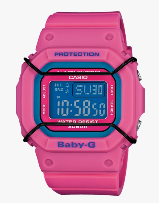 Baby-G BGD-501-4 Watch - Pink