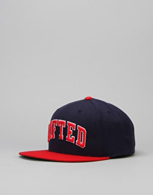 LRG Lifted Snapback Cap - Navy
