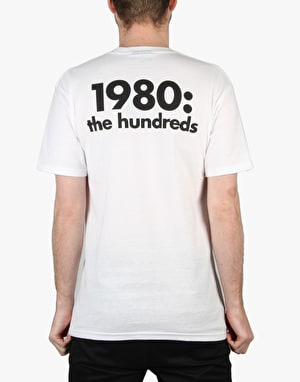 The Hundreds Odd Eye T-Shirt - White