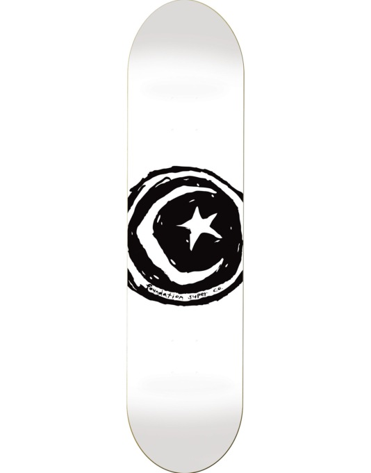 Foundation Star & Moon Team Deck - 8.25""