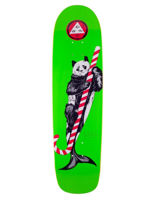 Welcome Sea Bear on Waxing Moon Team Deck - 8.5""