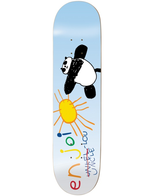 Enjoi Barletta Uncle Lou Pro Deck - 8.25""