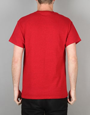 Thrasher Skategoat T-Shirt - Cherry Red