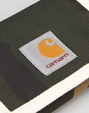 Carhartt Watch Wallet - Camo Laurel