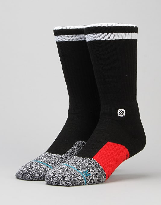 Stance x Nyjah Huston Stripes Socks - White