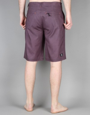 DC Lanai Hybrid Shorts - Heather Grey