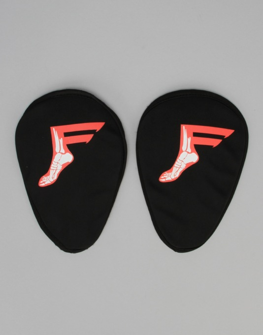 Footprint 8mm Hip Pad - Black