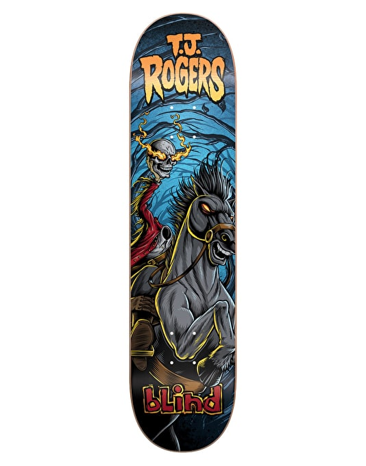 Blind TJ Headless Horseman Pro Deck - 8""
