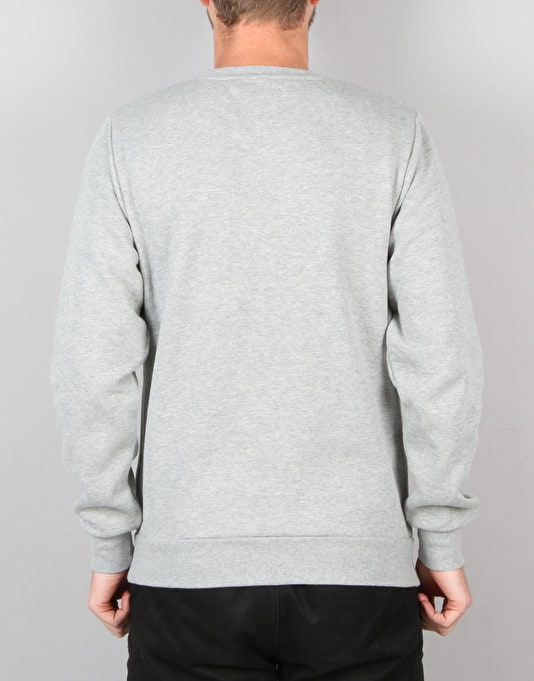 Element Protected Crew Sweatshirt - Grey Heather