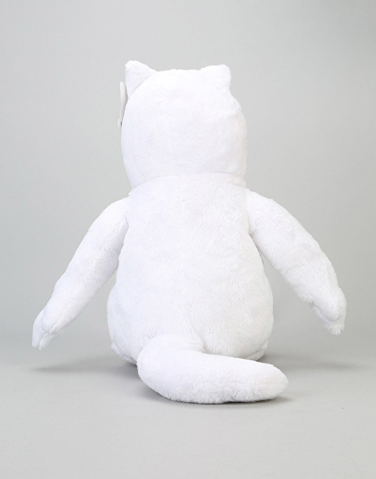 RIPNDIP Lord Nermal Plush Toy – White