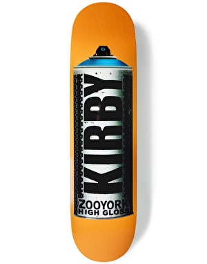 Zoo York Kirby High Gloss Pro Deck - 8.375