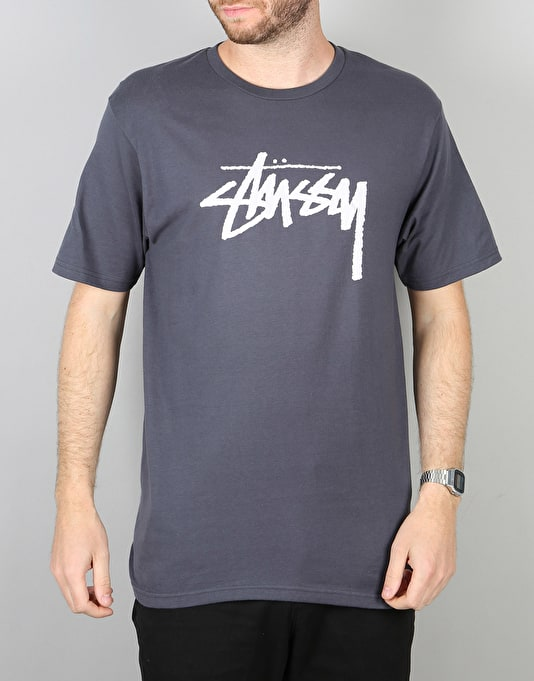Stüssy Stock T-Shirt - Midnight