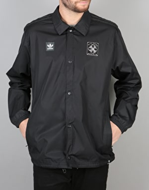 Adidas x Dklein Coach Jacket - Black