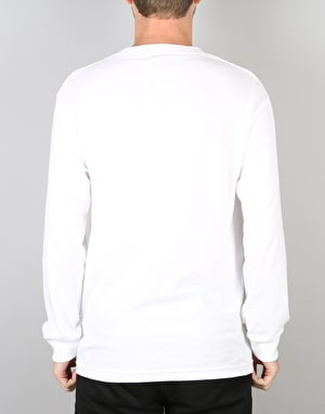 Pass Port Original Puff L/S T-Shirt - White