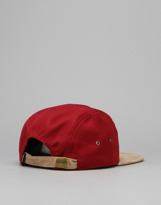 Vans Durant 5 Panel Cap - Dress Blue/Rhubarb