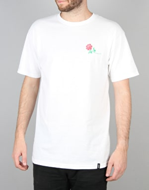 HUF Nightfall T-Shirt - White