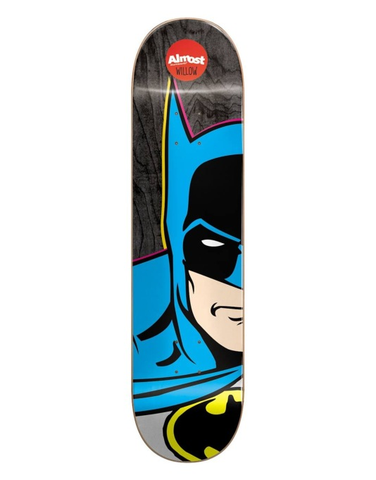 Almost x DC Comics Willow Batman Split Face Pro Deck - 7.75""