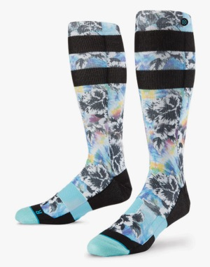Stance Pineapple Express 2016 Snowboard Socks - Black