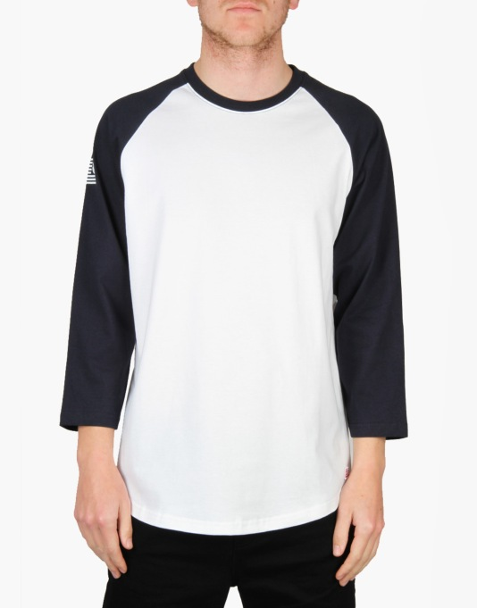 Element 92 Raglan T-Shirt - White