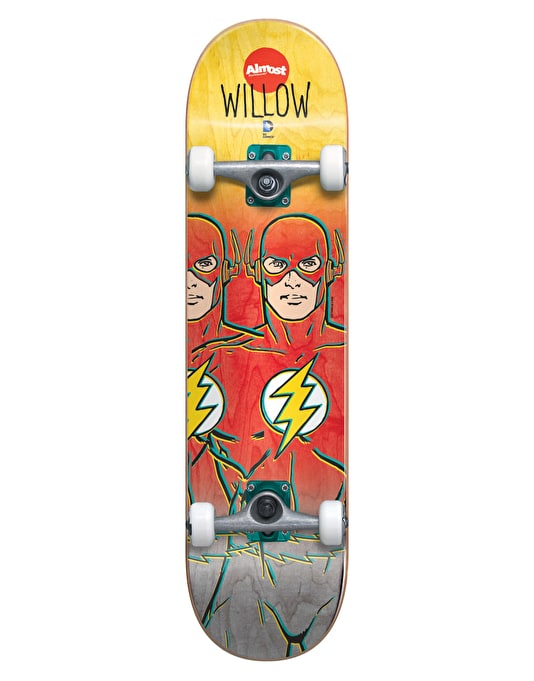Almost x DC Comics Willow The Flash Fade Micro Complete - 6.75""