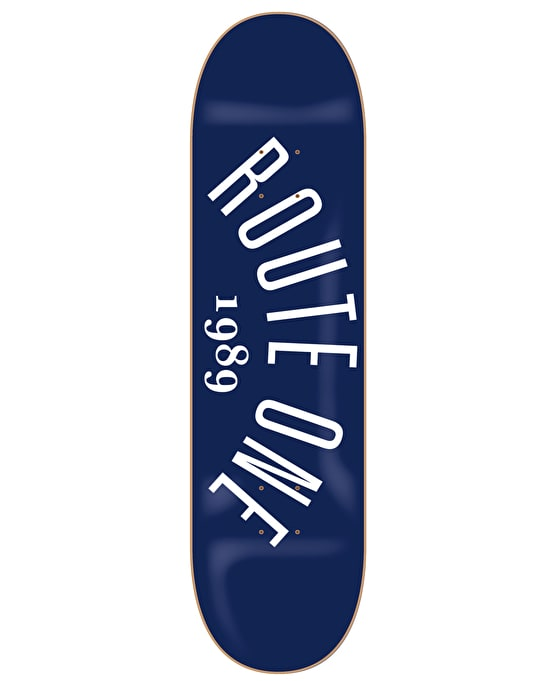 Route One Arch Logo Team Deck - 8.25""