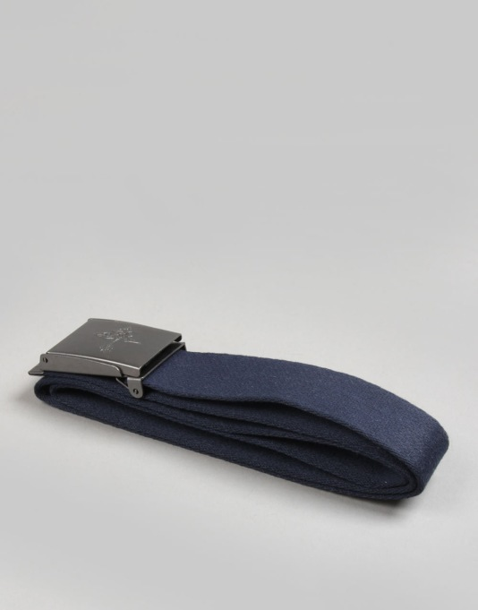 LRG Back To Basics Web Belt - Navy