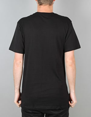 HUF Wet Americans T-Shirt - Black