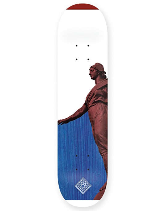 The National Skateboard Co. Nation Team Deck - 8.375""