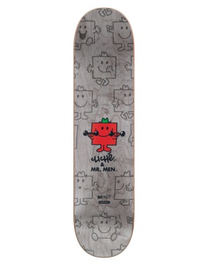 Cliché x Mr. Men Brophy Mr. Strong Impact Support Pro Deck - 8.125
