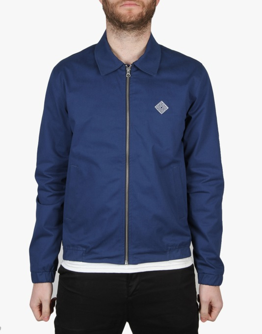 The National Skateboard Co. Harrison Jacket - Ink Blue