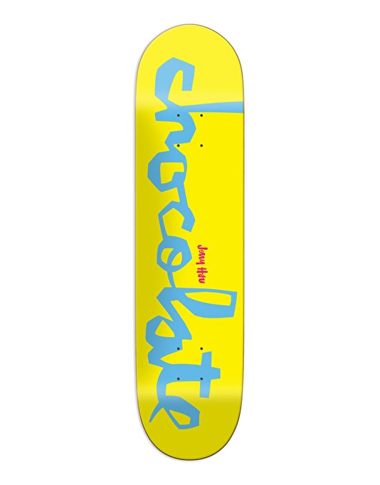 Chocolate Hsu Original Chunk Pro Deck - 8.125""
