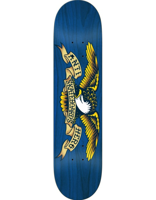 Anti Hero Stained Eagle Team Deck - 8.5""