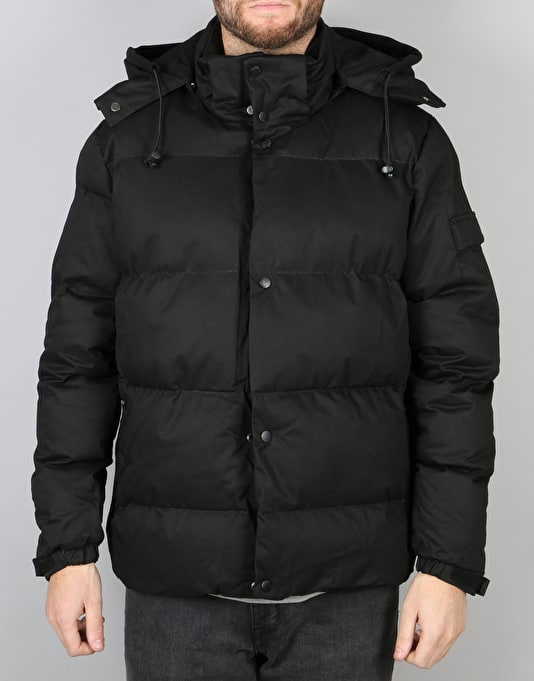 Bellfield Orsted Puffa Jacket - Black