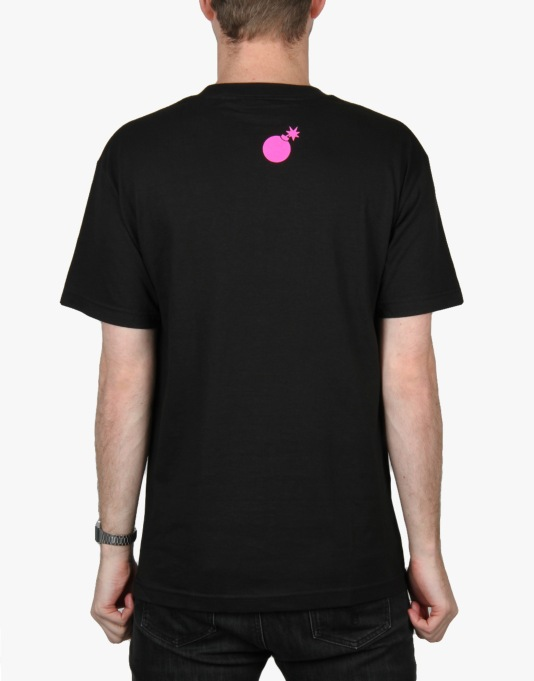 The Hundreds Denns T-Shirt - Black