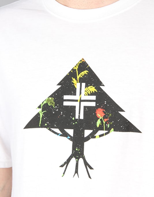 LRG RC Rounded About T-Shirt - White