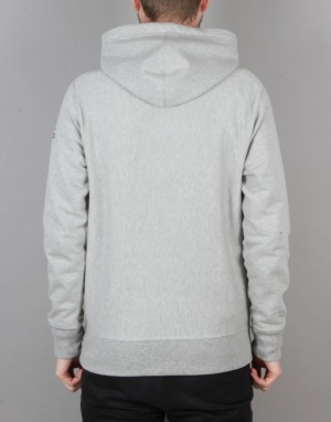 Acapulco Gold 'Gold' Pullover Hoodie - Heather Grey