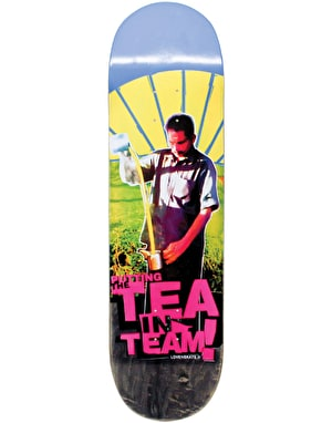 Lovenskate ...Tea in Team Deck - 8.25