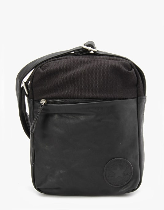 Converse Premium Cross Body Bag - Black