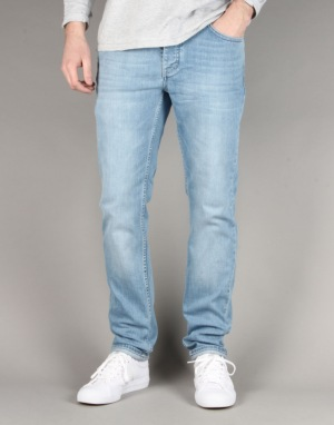 WeSC Alessandro Denim Jeans - Sea Salt