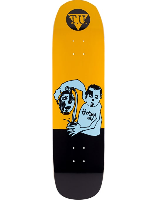 Transportation Unit Thursday Joe'd Team Deck - 8.8""